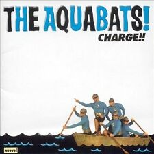 Charge!! by The Aquabats (CD, Jun-2005, Nitro) CD & PAPER SLEEVE ONLY