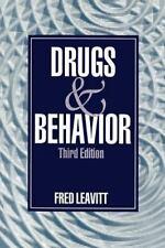 Drugs & Behavior, Fred Leavitt, Good Book