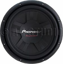 "PIONEER TS-W311D4 CAR AUDIO 12"" CHAMPION SERIES DUAL 4 OHM SUBWOOFER SUB WOOFER"
