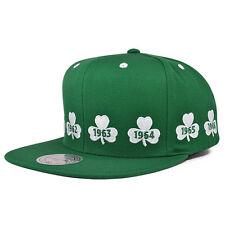 Boston Celtics 1959-1966 NBA CHAMPIONS Snapback Mitchell & Ness NBA Hat
