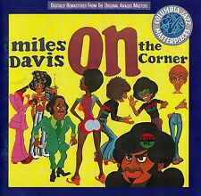 MILES DAVIS : ON THE CORNER / CD (COLUMBIA/LEGACY CK 53579)