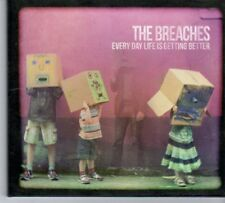 (EU840) The Breaches, Every Day Life Is Getting Better - 2013 CD