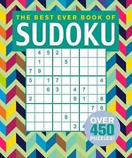 Best Ever Book of Sudoku by Arcturus Publishing Limited (2015, Paperback)