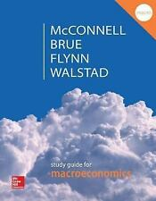 Study Guide for Macroeconomics by William Walstad (2014, Paperback)