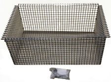 Napoleon Wolf Steel Heat Guard GD301 for Napoleon Fireplaces Made in Canada NEW