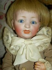 Georgous antique bisque JDK Kestner 211 character baby doll, excellent condition