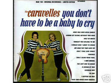 CARAVELLES - You don't have to be a Baby to cry! Pop CD