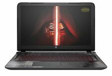 HP 15-AN050NR i5-6200U 6GB 2.3GHz 1TB Win10 Notebook -Star Wars Darkside Ed