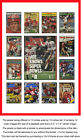 San Francisco 49'ers Sports Illustrated Collage Poster