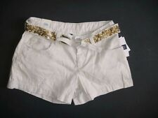 Gap kid girl Havana watergarden southwest butterfly canyon khaki shorts 12 8-10