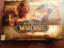 WORLD OF WARCRAFT 5.0 JUEGO PARA PC DVD-ROM EN ESPAÑOL BLIZZARD PRECINTADO NUEVO