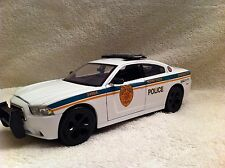 MIAMI DADE POLICE DODGE CHARGER  1/24 SCALE DIECAST NON WORKING LIGHTS