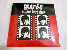 "THE BEATLES ""A HARD DAYS NIGHT"" LASERDISC SEALED COPY 1995 WORLDWIDE SHIPPING!!!"
