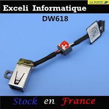 Connecteur alimentation Dc Power Jack cable wire 2015 Dell XPS 13 9343