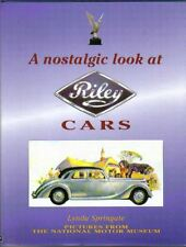 Riley Cars A Nostalgic look all models 1898 on RM 2.6 1.5 Pathfinder Elf Kestrel