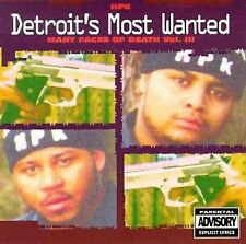 Detroits Most Wanted: Many Faces of Death, Vol. 3  Audio Cassette