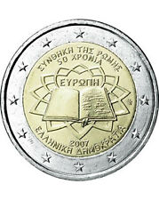 Greece 2007 - 2 Euro Treaty of Rome Commem (UNC)