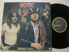 AC/DC Highway To Hell *MEGARARE NEW ZEALAND BLACK ALBERT ORIGINAL LP 1979*