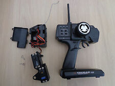 Thunder Tiger Eb4 S2.5 Ace Rc Cougar Digital Radio Set