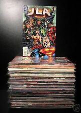 COMICS: DC: JLA #1-60 (1996) set - RARE (figure/batman/flash/justice league)