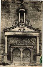CPA  Le Lot Illustré - Portail de l'Eglise d'Assier    (224112)