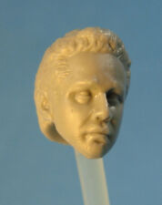 """MH259 Custom Cast Sculpt part Male head cast for use with 3.75"""" action figures"""