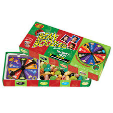 NEW Jelly Belly Bean Boozled Naughty Or Nice Wacky Fun Christmas Spinner Game