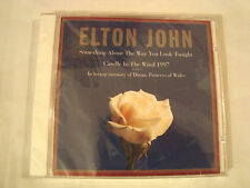 ELTON JOHN SOMETHING ABOUT THE WAY YOU LOOK TONIGHT NEW SEALED CD