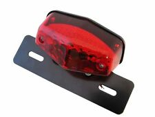 LED Rear Stop Tail Light Classic Motorcycle Motorbike Cafe Racer Vintage