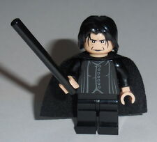 HARRY POTTER #02 Lego Professor Severus Snape w/wand NEW Genuine Lego 4842 5378