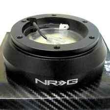 NRG Steering Wheel Short Hub Adapter w/Resistor (BLACK) for 08+ WRX STi SRK-105H