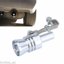 New Car Turbo Sound Whistle Muffler Exhaust Pipe Auto Blow-off Valve Simulator S