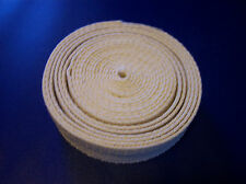 1 Inch Wide Wick 20 Feet Long for Kerosene and oil lamp Burner Made USA    18LL