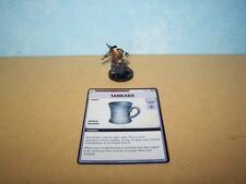 Valeros, Iconic Fighter - Iconic Heroes Set 1 #1 Pathfinder Battles D&D Mini