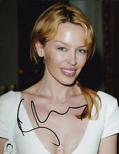 "KYLIE MINOGUE AUTOGRAPH SIGNED 10"" X 8 "" PHOTO ONE (POP MUSIC AUSTRALIA)"