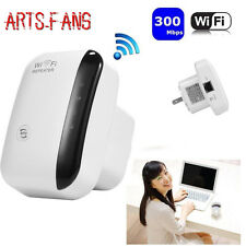 WiFi Range Extender Wireless Network Signal Booster Router Repeater Antenna 300m