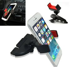 CD Slot Car Mount Holder for iPhone 5 6 6S Plus Samsung Galaxy Mobile Phone GPS