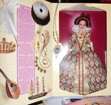 1994 Elizabethan Queen Barbie NRFB