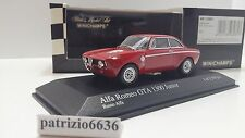 Minichamps 1/43 Alfa Romeo Gta Junior 1300 Red 1972 Art. 400120600