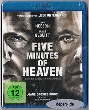 """""""FIVE MINUTES OF HEAVEN"""" - Thriller mit Liam Neeson und James Nesbitt - BLU RAY"""