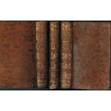 ƒLƒMENS de L'HISTOIRE D'ANGLETERRE des Romains ˆ Georges II M l'AbbŽ MILLOT 1779
