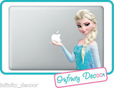 Adesivo Frozen Elsa  per Mac Book Pro/Air 11/13/15- Stickers  Frozen MacBook