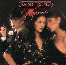 Ja T'aime by Saint Tropez (CD, Mar-1996, Unidisc)