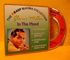 "cardsleeve 3"" MINI CD GLENN MILLER In The Mood 4TR jazz"