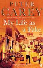 My Life as a Fake, Peter Carey