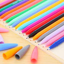 20pcs/set Ballpoint Gel Pens Marker Pen Novelty Pen Colorful Students Gel Pens