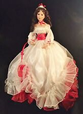 """Donna Rubert Ashley Belle Porcelain Doll by Paradise Galleries 22"""" Georgeus"""