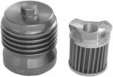 PC Racing Flo Spin On Stainless Steel Oil Filter 2008 - 2015 Yamaha Raider