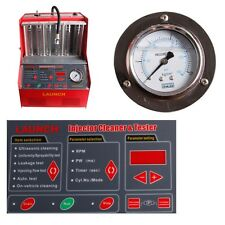 Original Launch CNC602A CNC-602A Auto Injector Cleaner Tester English Panel
