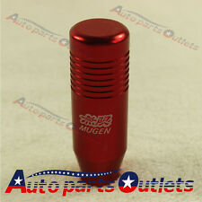 RED  M10*1.5 ALUMINUM JDM SHIFT KNOB FIT FOR HONDA ACURA